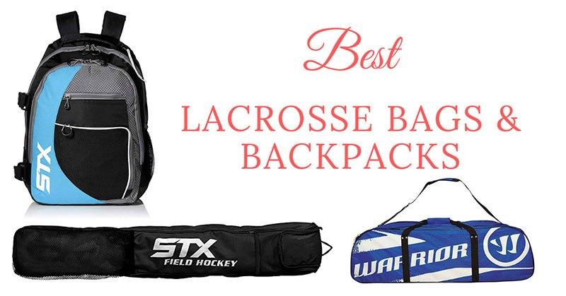best lacrosse bags backpacks