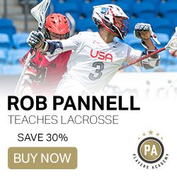 Lacrosse Course at Players Academy - The Most Comprehensive Lacrosse Course for Serious Players